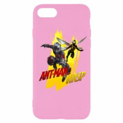 Чохол для iPhone SE 2020 Ant - Man and Wasp