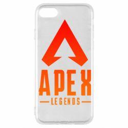 Чохол для iPhone SE 2020 Apex legends gradient logo