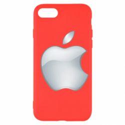 Чохол для iPhone SE 2020 Apple Silver