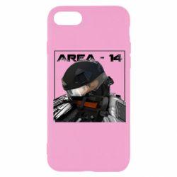 Чехол для iPhone SE 2020 Area-14