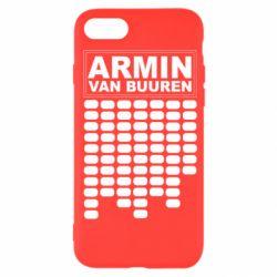 Чехол для iPhone SE 2020 Armin Van Buuren Trance