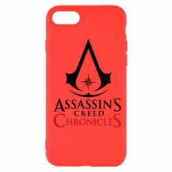 Чохол для iPhone SE 2020 Assassin's creed ChronicleS