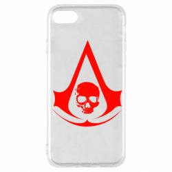 Чехол для iPhone SE 2020 Assassin's Creed Misfit