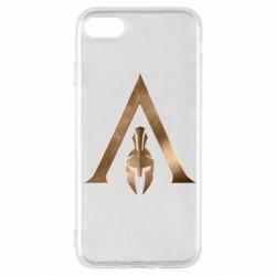 Чохол для iPhone SE 2020 Assassin's Creed: Odyssey logo