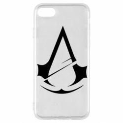 Чохол для iPhone SE 2020 Assassins Creed Logo