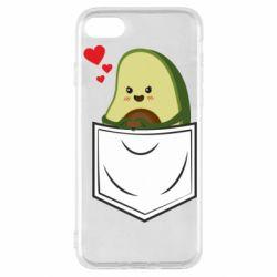 Чехол для iPhone SE 2020 Avocado in your pocket