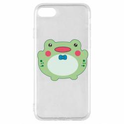 Чохол для iPhone SE 2020 Baby frog