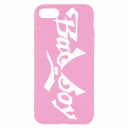 Чехол для iPhone SE 2020 Bad Boy Logo