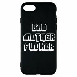 Чехол для iPhone SE 2020 Bad Mother F*cker