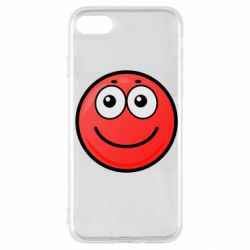 Чохол для iPhone SE 2020 Ball with smile