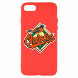 Чохол для iPhone SE 2020 Baltimore Orioles