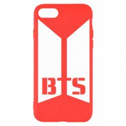 Чохол для iPhone SE 2020 Bangtan Boys double logo