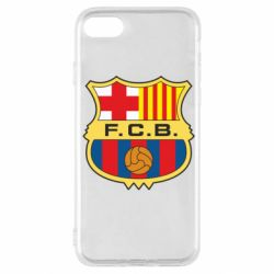 Чохол для iPhone SE 2020 Barcelona