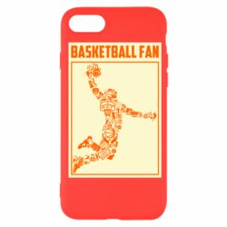 Чохол для iPhone SE 2020 Basketball fan