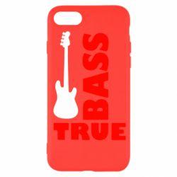 Чехол для iPhone SE 2020 Bass True