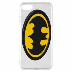 Чохол для iPhone SE 2020 Batman 3D