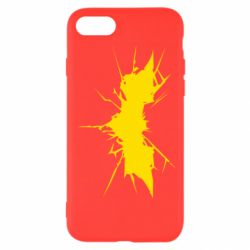 Чохол для iPhone SE 2020 Batman cracks
