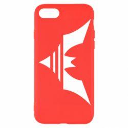 Чохол для iPhone SE 2020 Batman three line