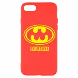 Чохол для iPhone SE 2020 Batwoman