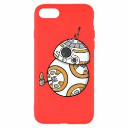 Чехол для iPhone SE 2020 BB-8 Like