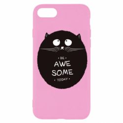 Чохол для iPhone SE 2020 Be Awesome Today!