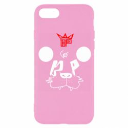 Чехол для iPhone SE 2020 Bear panda
