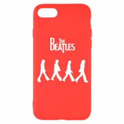 Чохол для iPhone SE 2020 Beatles Group