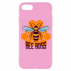 Чехол для iPhone SE 2020 Bee Boss