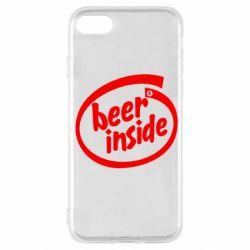 Чехол для iPhone SE 2020 Beer Inside