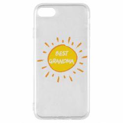 Чохол для iPhone SE 2020 Best Grandma