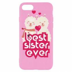 Чохол для iPhone SE 2020 Best sister ever