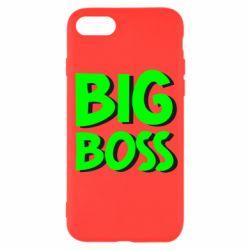 Чехол для iPhone SE 2020 Big Boss