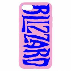 Чохол для iPhone SE 2020 Blizzard Logo