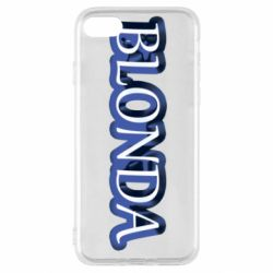Чехол для iPhone SE 2020 BLONDA