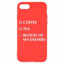 Чохол для iPhone SE 2020 Blood of my enemies