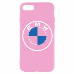 Чохол для iPhone SE 2020 BMW logo 2020