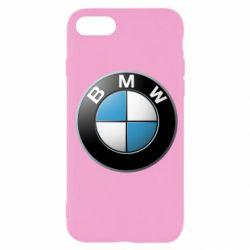Чехол для iPhone SE 2020 BMW Logo 3D