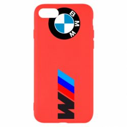 Чехол для iPhone SE 2020 BMW M