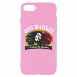 Чехол для iPhone SE 2020 Bob Marley A Tribute To Freedom