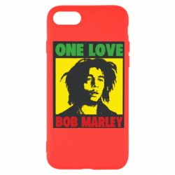 Чехол для iPhone SE 2020 Bob Marley One Love