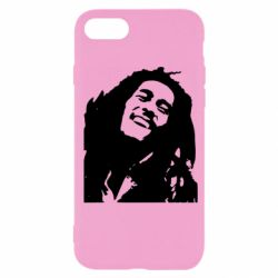 Чехол для iPhone SE 2020 Bob Marley