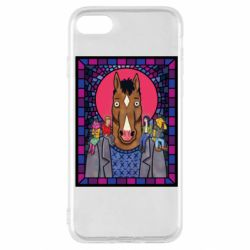 Чехол для iPhone SE 2020 Bojack Horseman icon