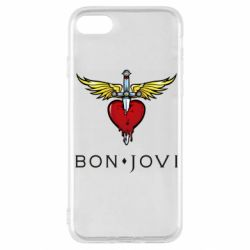 Чехол для iPhone SE 2020 Bon Jovi