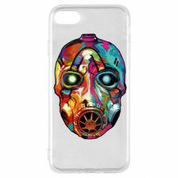 Чехол для iPhone SE 2020 Borderlands mask in paint