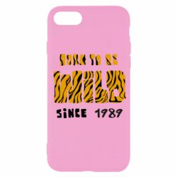 Чохол для iPhone SE 2020 Born to be wild sinse 1989