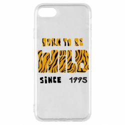 Чехол для iPhone SE 2020 Born to be wild sinse 1995