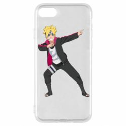 Чехол для iPhone SE 2020 Boruto dab