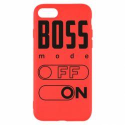 Чохол для iPhone SE 2020 Boss mode