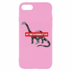 Чохол для iPhone SE 2020 Brachiosaurus