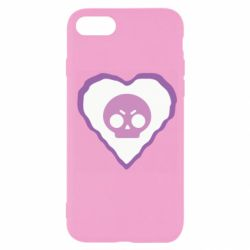 Чехол для iPhone SE 2020 Brawl heart